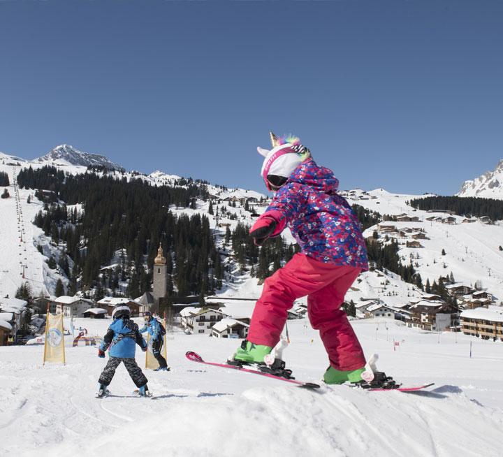 Skischool Lech Zürs Arlberg Vorarlberg