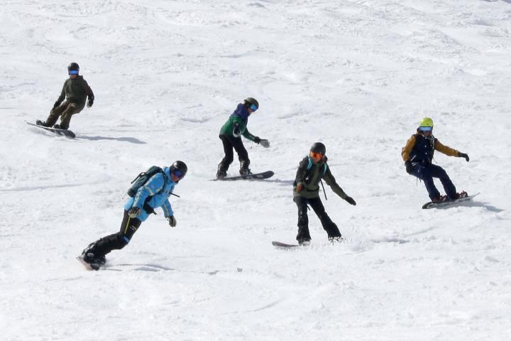 Snowboarding | skischule-lech com